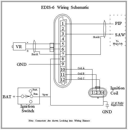 ford edis ignition wiring diagram